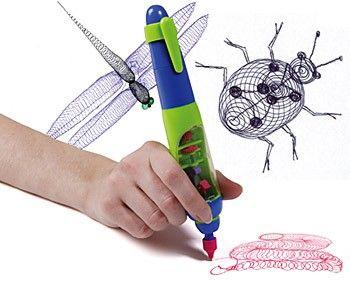 Spyro Gyro Pen (no Pop) - The Hog Wild Toys