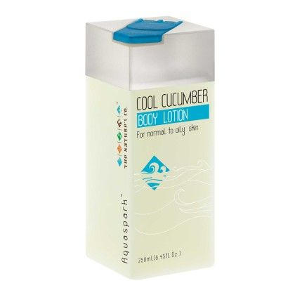 Cool Cucumber Body Lotion - 250ml - THE NATURE'S CO.