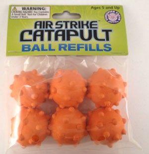Air Strike Ball Refills - The Hog Wild Toys