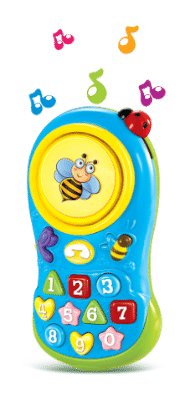Mitashi  Skykidz Chatter Phone - Sky Kidz