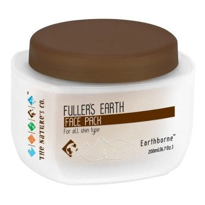 Fullers Earth Face Pack - 200ml - THE NATURE'S CO.