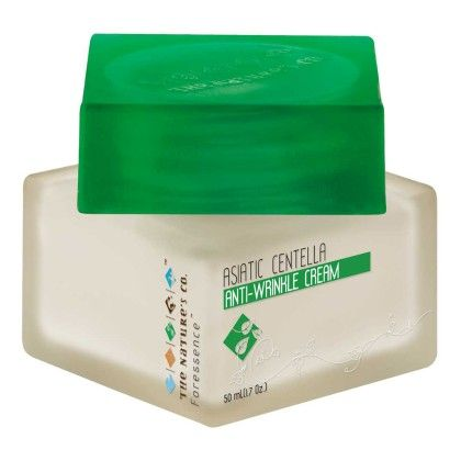 Asiatic Centella Anti Wrinkle Cream - 50ml - THE NATURE'S CO.