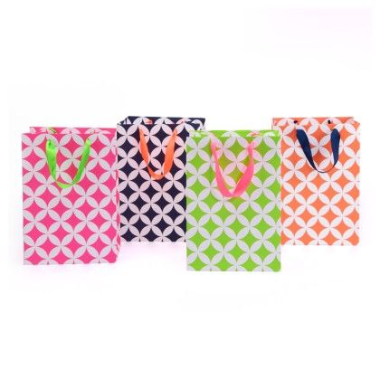 Moroccan Mix Gift Bag- Set Of 4 - Magnolia Design