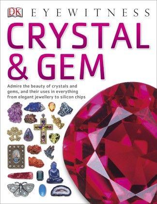 Dk Eyewitness Crystal & Gem - DK Publishers