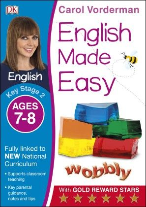 English Made Easy Ages 7-8 Key Stage 2 - DK Publishers