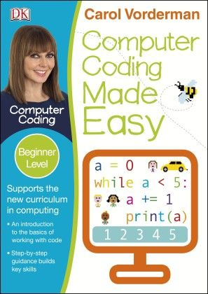 Computer Coding Made Easy Beginner Level - DK Publishers