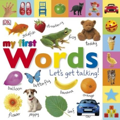 My First Words Lets Get Talking - DK Publishers