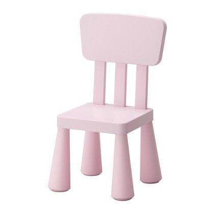 Children's Chair Indoor/outdoor - Light Pink - Home Essentials