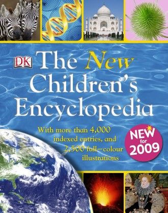 New Childrens Encyclopedia - DK Publishers