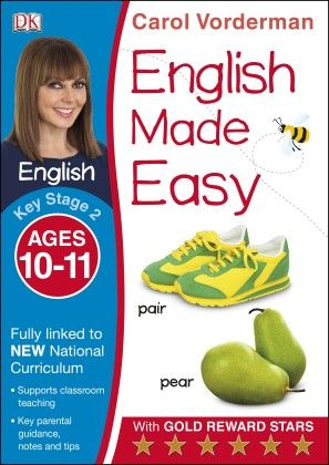 English Made Easy Ages 10-11 Key Stage 2 - DK Publishers