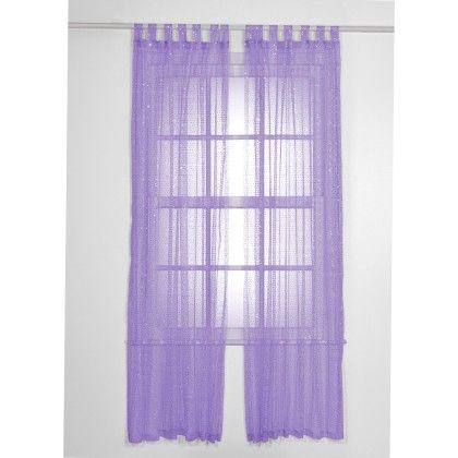 Purple Sparkletastic Curtain - 3C4G