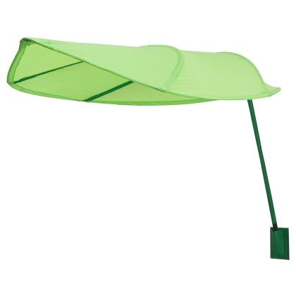 Leaf Bed Canopy- Green - Home Essentials