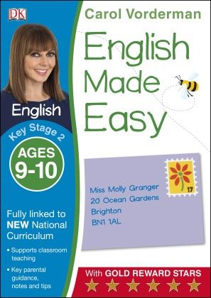 English Made Easy Ages 9-10 Key Stage 2 - DK Publishers
