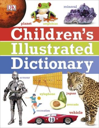 Childrens Illustrated Dictionary - DK Publishers