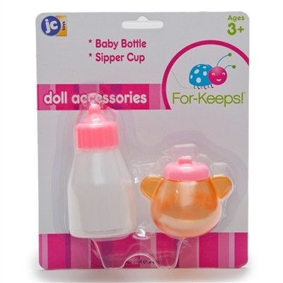 Magic Bottle And Sippy Cup Combo - JC Toys