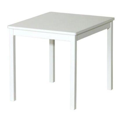 Children's Table - White - Home Essentials