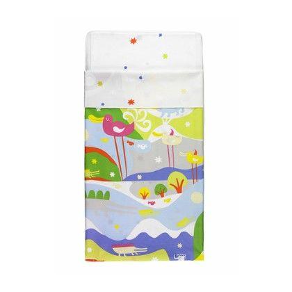 Crib Duvet Cover & Pillowcase- Multicolor - Home Essentials - 112595