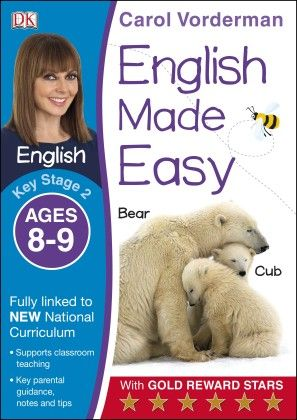 English Made Easy Ages 8-9 Key Stage 2 - DK Publishers