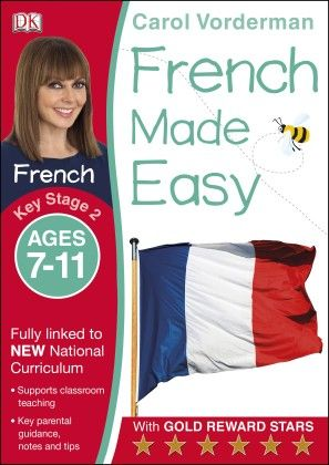 French Made Easy Key Stage Ages 7-11 - DK Publishers