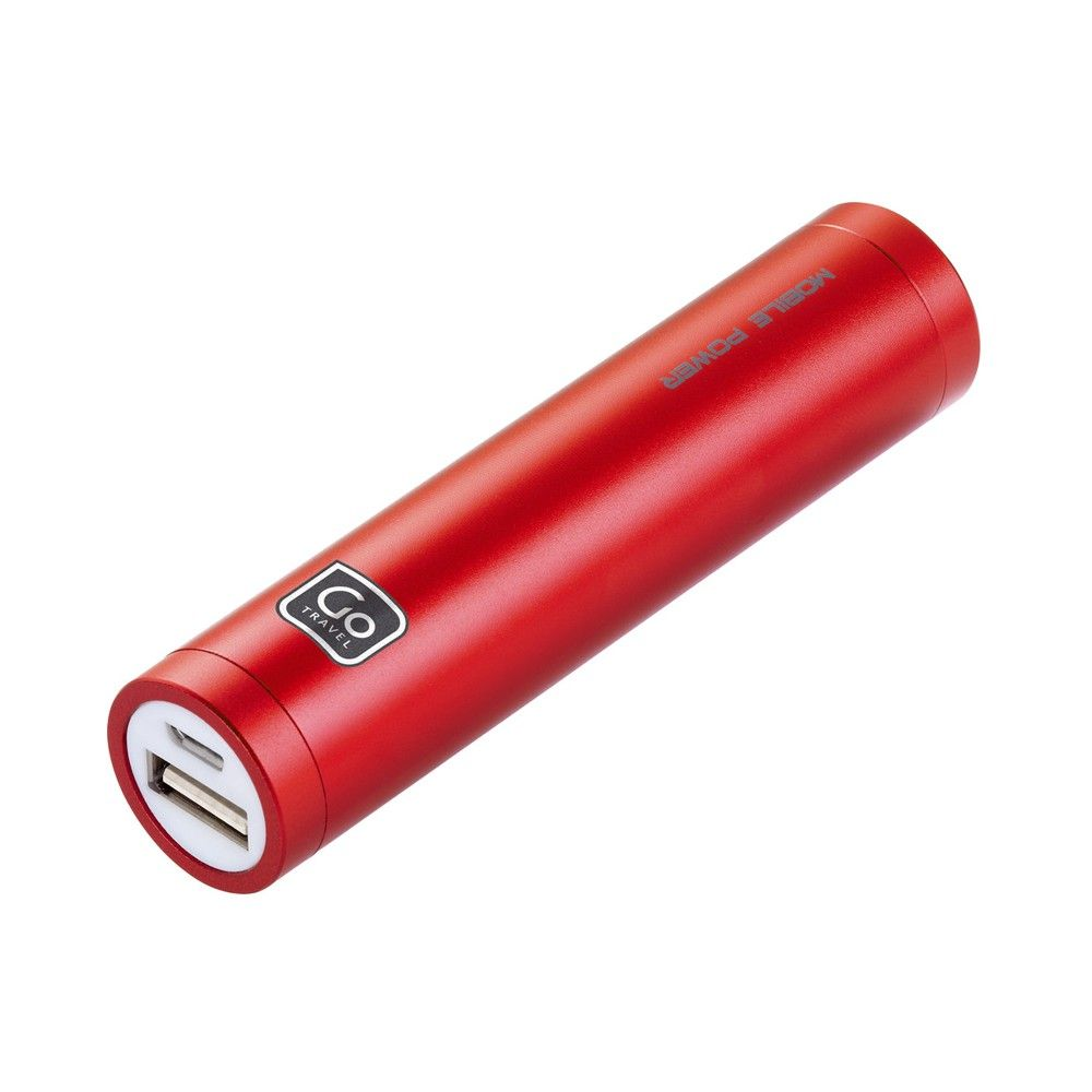 Single Power Bank - Assorted - Go Travel