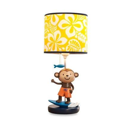 Lamp & Shade - Laguna Collection - Carter's