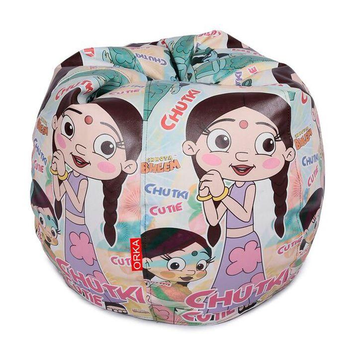 Super Chutki Bean Bag With Beans Inzonedesignstudio Interior Chair Design Inzonedesignstudiocom