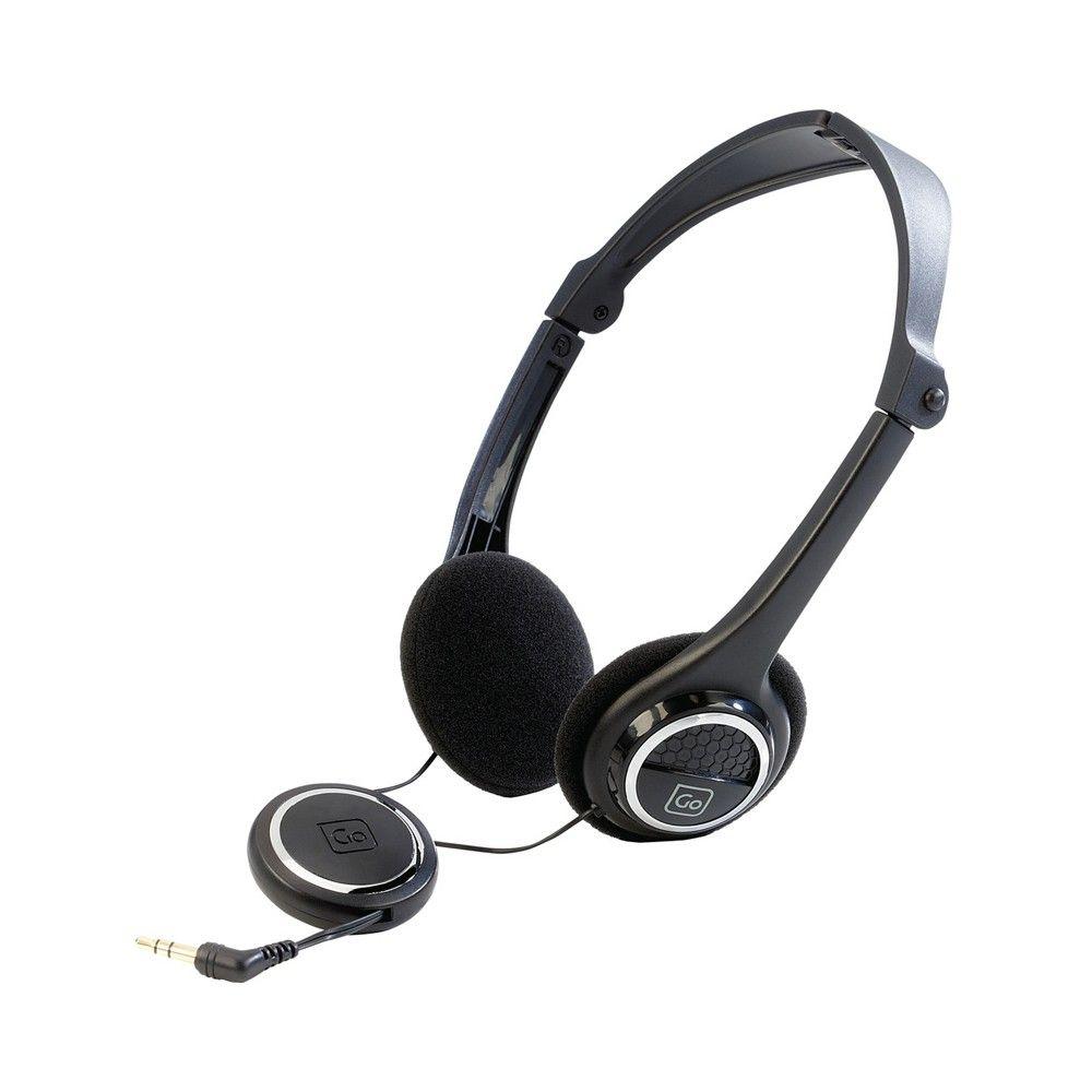 Folding Headphones - Assorted - Go Travel