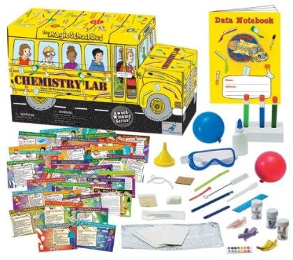 Chemistry Lab - The Young Scientists Club