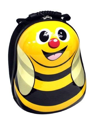 "Cazbi The Bee - Hard Shell 13"" Backpack - Cuties & Pals"