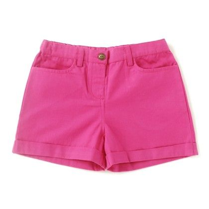 Moha Shorts Hot Pink - My Lil Lambs