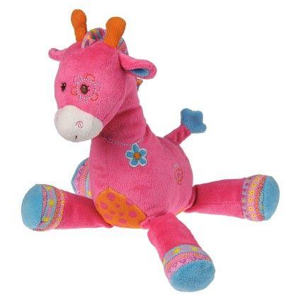 """Jasmine Giraffe Soft Toy - 12"""" - Mary Meyer"""