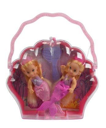 Evi Love Little Mermaid Twins, 3-asst. - Simba