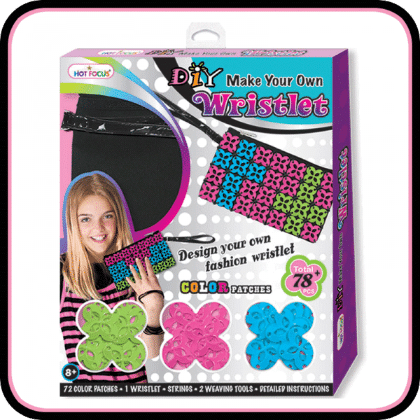 Diy Make Your Own Wristlet - Hot Focus Toys