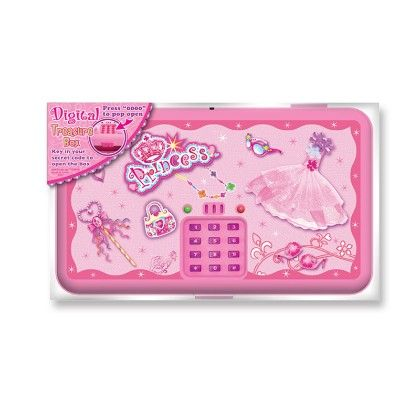 Digital Treasure Box - Princess - Hot Focus Toys