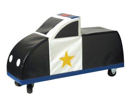Police Car Ride-on - The Children's Factory