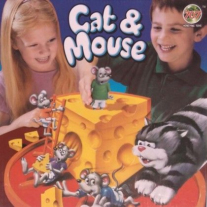 Cat And Mouse - Kreative Box