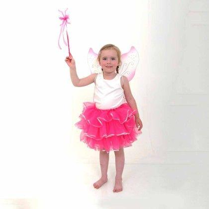 Fairy Ballerina Dressing Up Set - Fairy Glam