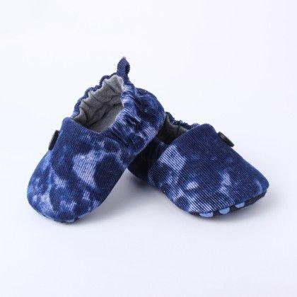 Cotton Codroy In Navy Blue - Ivee