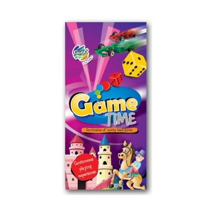 Game Time (7 Board Game) - Chitra