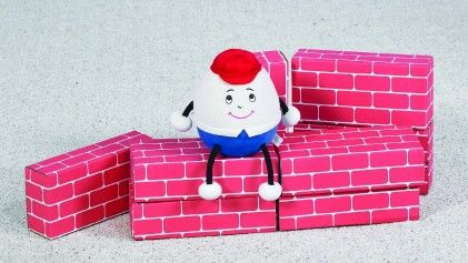 Humpty Dumpty Roly Poly - The Children's Factory