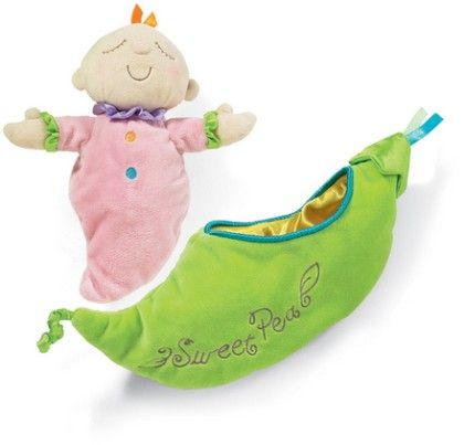 Snuggle Pod Sweet Pea - Manhattan Toy