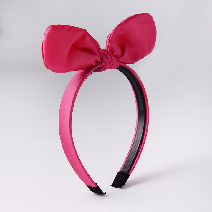 Buy Pink Bow Hairband Online 85 Hopscotch Here you can explore hq pink bow transparent illustrations, icons and clipart with filter setting like polish your personal project or design with these pink bow transparent png images, make it even. pink bow hairband
