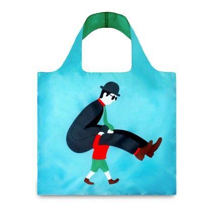 Artist Carry Me Reusable Shopping Bag - Loqi