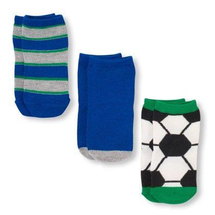 Soccer Midi Socks 3-pack - The Children's Place