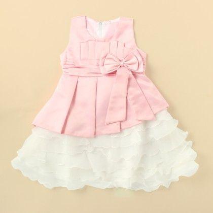 Pretty Pink Dress - Lil Mantra