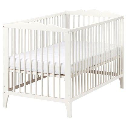 Bed Base Crib - White - Home Essentials