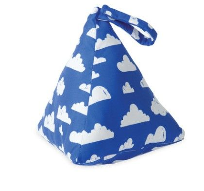 Cloud Travel Comfort  Pyramid Travel Pillow - Manhattan Toy