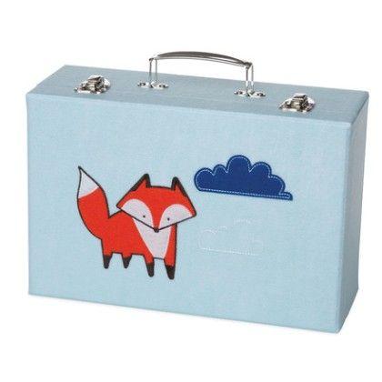 Fox Travel And Comfort  Stash Box - Manhattan Toy