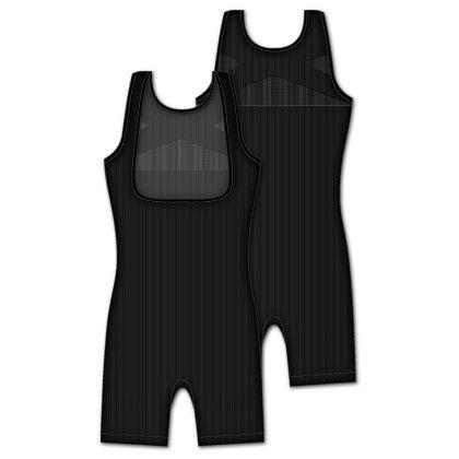 Fashionable Shaping Longline-black - Rene Rofe
