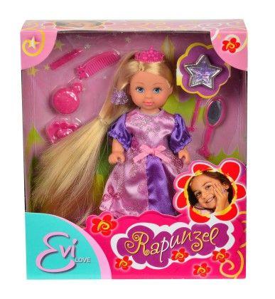 Evi Love Rapunzel  12cm Evi - Simba